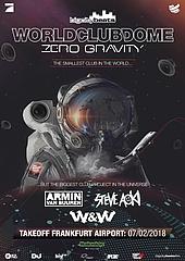 BigCityBeats präsentiert erste Zero Gravity Party der Welt