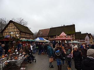 Rewe Weihnachtsmarkt