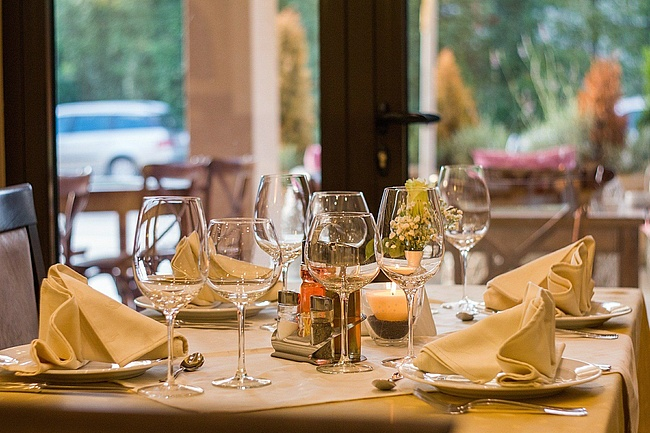 Sterne-Restaurants in Frankfurt & Rhein-Main