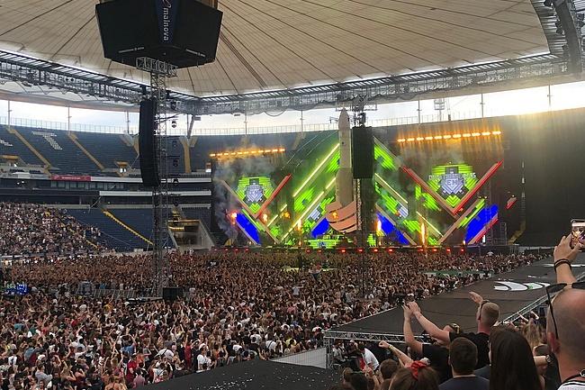 BigCityBeats WORLD CLUB DOME - 180.000 Besucher feiern im größten Club der Welt