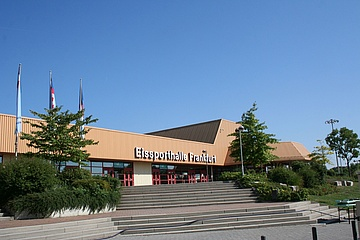 Eissporthalle Frankfurt opens with online ticket system for the preseason