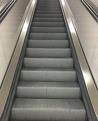 Rolltreppen zur S-Bahn im Hauptbahnhof werden erneuert