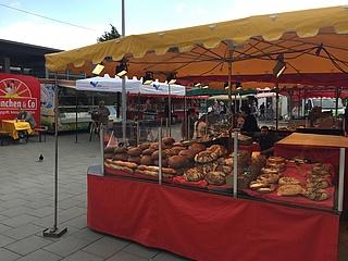 Ein neuer Wochenmarkt für Rödelheim