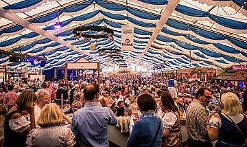 Erfolgreiches Fazit für das 11. Frankfurter Oktoberfest
