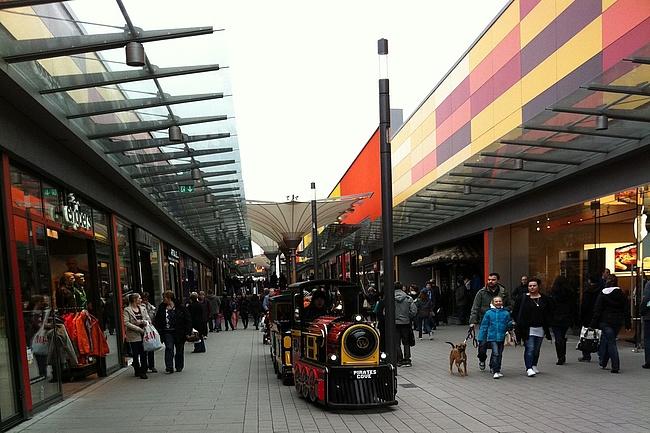 Einkaufscenter in Frankfurt & Rhein-Main
