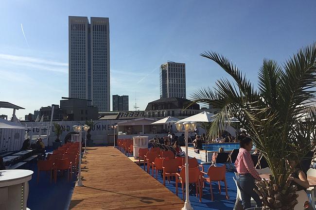 Long Island Summer Lounge feiert Saisonstart