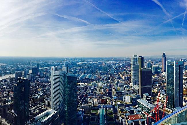 Frankfurt's districts