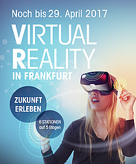 VR im Shopping Center MyZeil