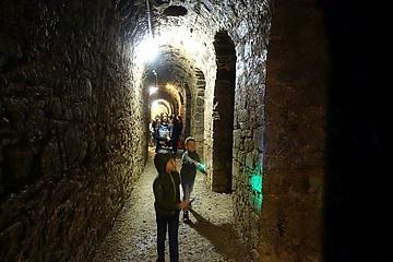 In den Kasematten Frankfurts Untergrund erleben
