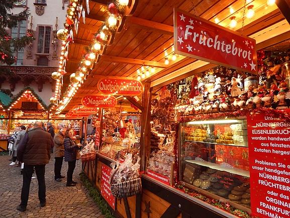 Frankfurter Weihnachtsrezepte