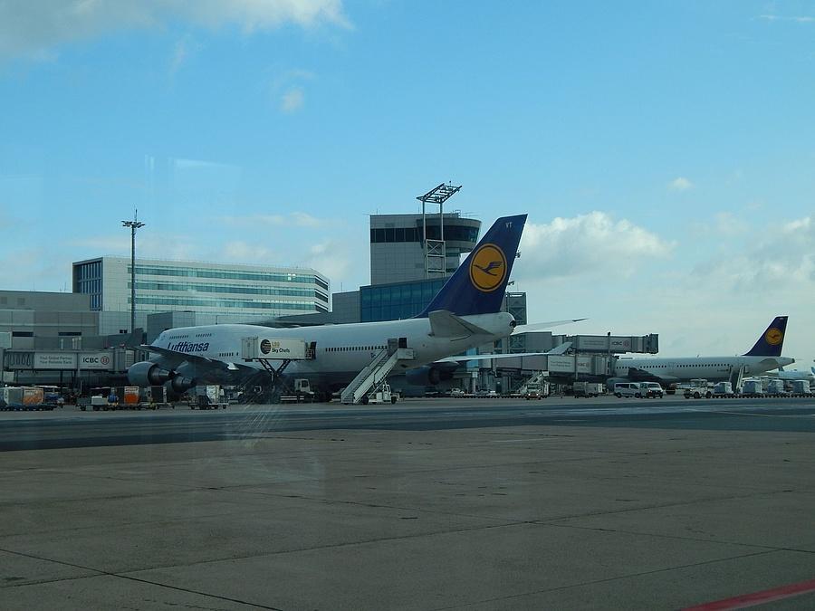 Der Flughafen Frankfurt Das Tor Zur Welt Frankfurt Tipp