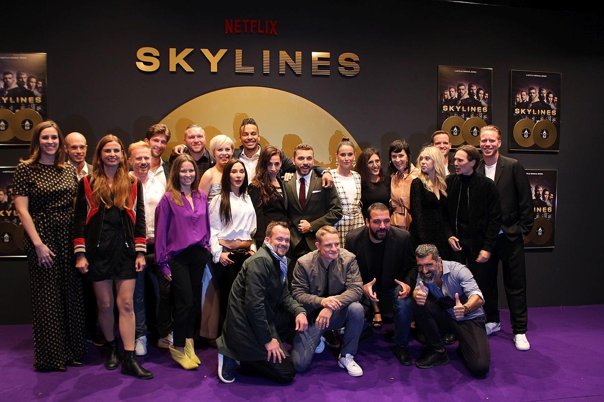 Skylines Netflix Schauspieler