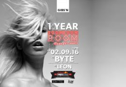 1 Year Boom Boom Room