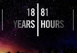 18 Jahre U60311 / 81 Stunden B-Day Rave