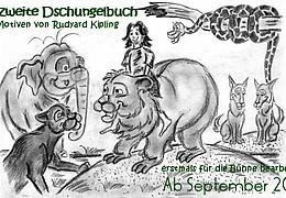 24. Kindertheaterfestival: Das zweite Dschungelbuch