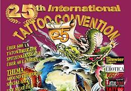 25. Internationale Tattoo-Convention Frankfurt 2017