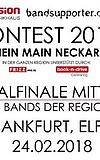 5. Session Bandsupporter Contest Regionalfinale
