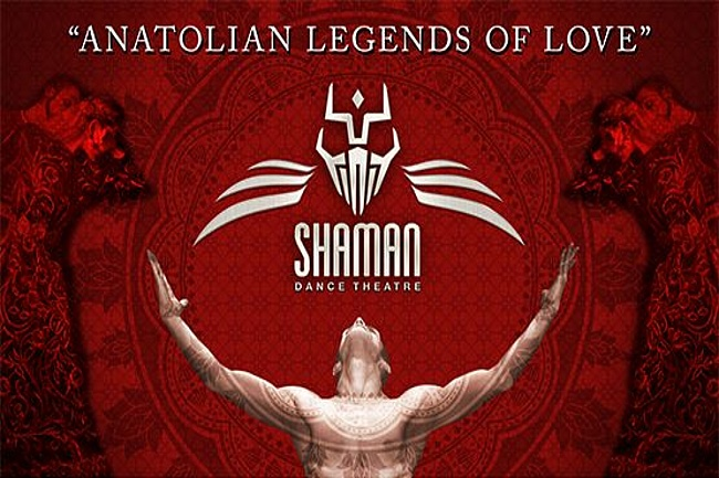 "Das Shaman Dance Theatre erzählt ""Anatolian Legends of Love"""