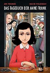 Das Tagebuch der Anne Frank gibt es jetzt auch als Graphic Diary