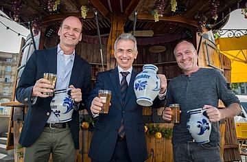 Frankfurt feiert das 7. Apfelweinfestival 2017