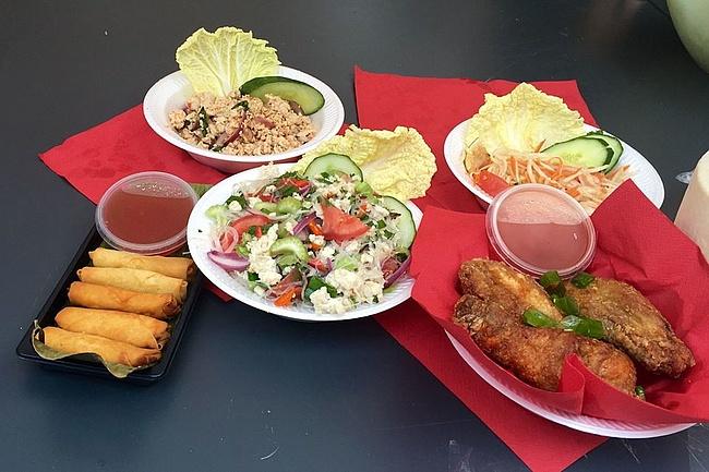 Street Food Weekend lädt zur kulinarischen Weltreise ein