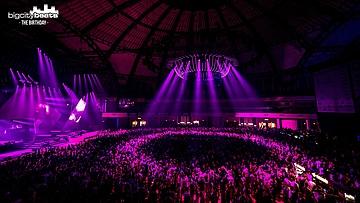 15 Jahre BigCityBeats – Große Geburtstagsparty in der Festhalle Frankfurt