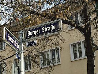Berger Straße wird gesperrt