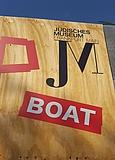 Kommt ein Boot geschippert – Museum kommt von Muße und Muse