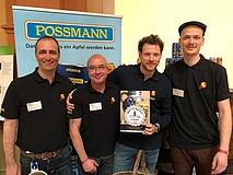 BEST OF APFELWEIN Gewinner auf der CiderWorld Messe ausgezeichnet