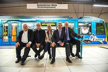 Bahn frei für Senckenberg!