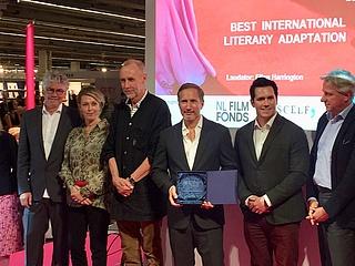 Die Gewinner des Frankfurter Buchmesse Film Awards