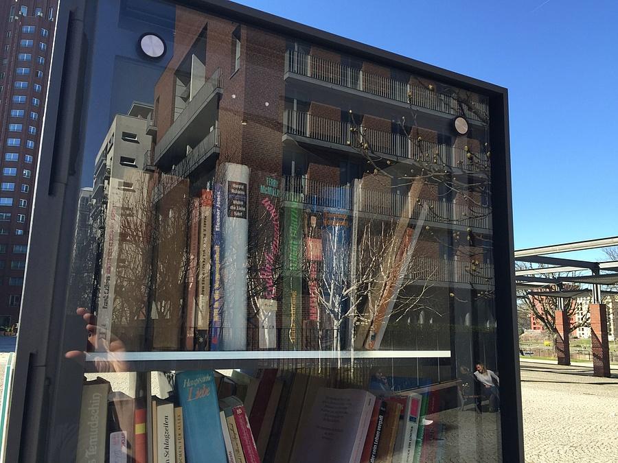 Bücherschränke in Frankfurt