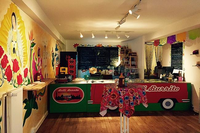 Bulli Burrito begeistert Frankfurt gleich dreifach