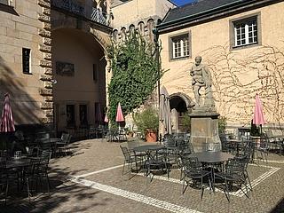 Café im Liebieghaus wird bis zum Sommer teilrenoviert