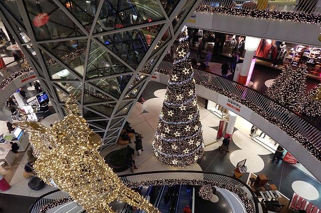 Gast in der eigenen Stadt – Christmas Shopping
