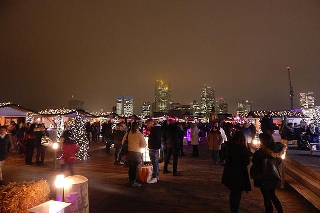 Der CityXmas Weihnachtsmarkt