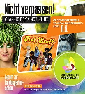 Classic Day - Oldies und Oldtimer + Hot Stuff