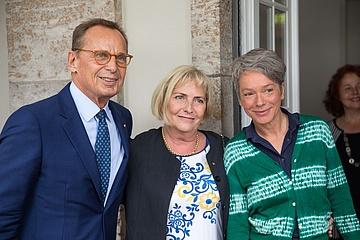 Frankfurt verabschiedet sich von der Direktorin des Deutschen Filminstituts und Filmmuseums, Claudia Dillmann