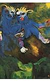 Emil Nolde. Die Grotesken