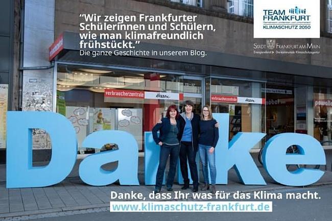 Frankfurter Klimaschutz-Kampagne stellt konkrete Klimaschutzprojekte vor