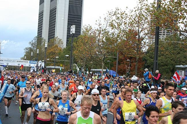 Infos rund um den Frankfurt Marathon