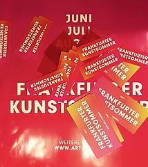 Alle unter einem Dach: App führt durch den Frankfurter Kunstsommer