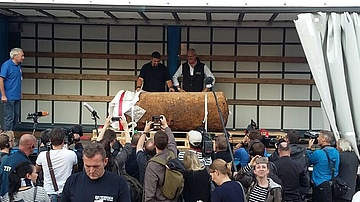 Bombenentschärfung in Frankfurt: Große Herausforderung erstklassig gemeistert