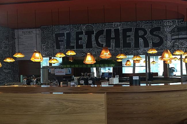 FLETCHER`S eröffnet neuen Burgerladen in der Innenstadt
