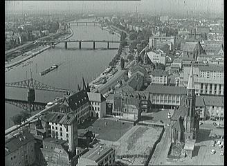 Frankfurt Wiederentdeckt – DVD erlaubt Reise durch die Stadtgeschichte