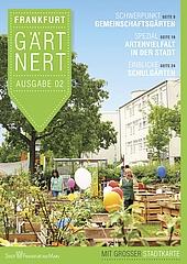 Neues Magazin 'Frankfurt gärtnert' informiert über grüne Themen in der Stadt