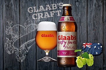 Vicky loves Pale Ale - Glaabsbräu bringt Ihr neues Craftbier auf den Markt