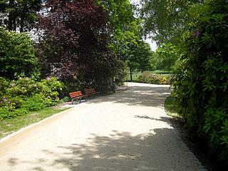 Letzter Bauabschnitt im Grüneburgpark beendet