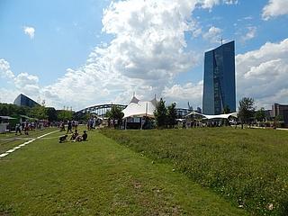 Frankfurt wird ein Stück grüner: Neue Grünanlage geplant
