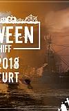 Halloween Partyschiff Frankfurt